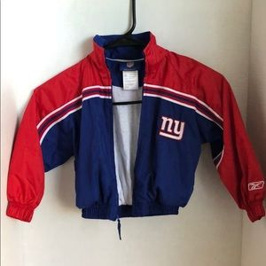 New York Giants kids Jacket